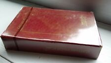 CATHAY PACIFIC AIRLINE PLAYING CARDS RED LOGO DECK BRAND NEW SEALED VINTAGE