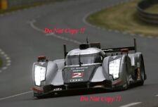 Fassler & Lotterer & Treluyer Audi R18 TDi Winners Le Mans 2011 Photograph 10