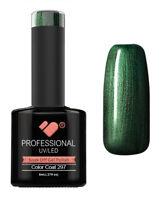 297 VB Line Pretty Poison Green - UV/LED nail gel polish - super quality