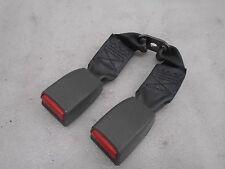 VI70161 01-03 TOYOTA PRIUS REAR SEAT BELT BUCKLES RECEIVERS DUAL OEM