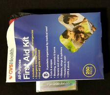 NEW CVS Health All-Purpose First Aid Kit 250 Pieces