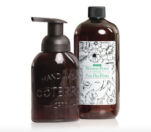 30%OFF doTERRA Holiday Peace Hand Wash & Dispenser Set Therapeutic Essential Oil