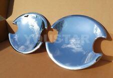 US Seller Door Handle Bucket Covers 2x for MINI Cooper F56 F57 2014 ON CHROME