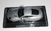 Supercars DeAgostini Aston Martin V12 Vanquish 1/43 Diecast