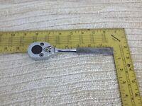 "Vintage Proto Professional Tools 5249 3/8"" Drive Socket Ratchet USA"