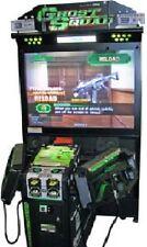Ghost Squad Arcade Machine by Sega (Excellent Condition) *Rare*