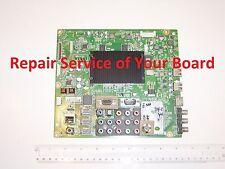 """""""REPAIR SERVICE"""" LG 47LD650 Main Board r238a"""