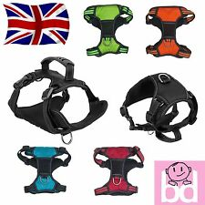 Front Range Dog Pet Harness Soft Padded Adjustable Heavy Duty Reflective XS-XL