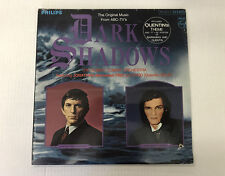 DARK SHADOWS-TV ST-1st PRESS-WITH POSTER-SEALED with CUT OUT HOLE