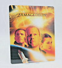 ARMAGEDDON - Glossy Bluray Steelbook Magnet Magnetic Cover (NOT LENTICULAR)