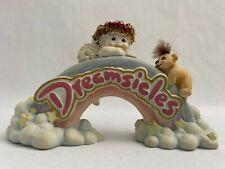 Dreamsicles Rainbow Arch Display 2000 by Kristin 3D Sculpted Cast Art #11060