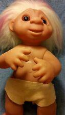 """Vintage 1979 Thomas Dam 17"""" Troll Doll 806"""