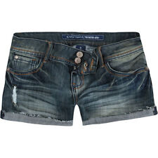 Almost Famous Roll Cuff Shorts Size 0 Brand New