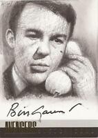 """The Avengers 50th Anniversary - Andy Fry """"William Gaunt"""" Autograph / Sketch Card"""