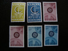 PAYS-BAS -timbre yvert et tellier n°850 851 x2 837 838 n**(A8)stamp netherlands