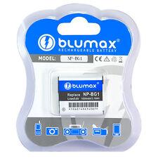 Batterie Blu Max NP-BG1 pr Sony Cybershot DSC W100 W300 W200 T20 HX9V H9 N1 N2