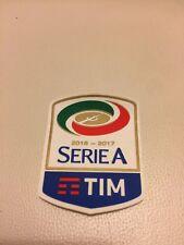 Toppa Patch Badge Calcio Serie A 2016 2017 Italia Lega Juventus Milan Inter