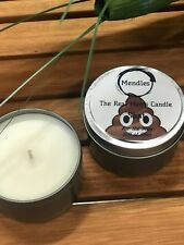 Mendles - The Real Men's Candle - Shat