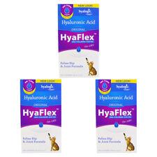 3X HYALOGIC LLC HYAFLEX FOR CATS ORAL HYALURONIC ACID HA ORIGINAL PET HIP CARE