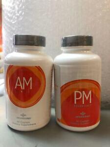 Jeunesse AM & PM Essentials 1 set (2 Bottles) Nutrigen multivitamin EXP 02/2022