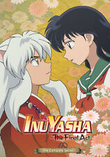 Inuyasha Final Act: The Complete Series (DVD,2015)