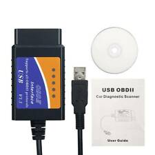 Ford FORScan Pro ELM327 OBD2 Adapter OBDII USB Scanner MS-CAN HS-CAN Code Reader