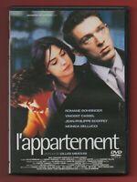 DVD - L Appartemen Con Vincent Cassel, Monica Bellucci E Romane Bohringer