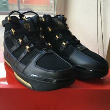 5c2a81994b5e4 Nike Zoom Lebron 3 III QS Metallic Gold Black AO2434-001 Men s Size 11