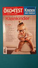 Öko-Test RICHTIG GUT LEBEN Kinder&Familie Sonderheft N1609 ungelesen 1A abs. TOP