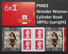 PM83 ... 2021 Wonder Woman ... Cylinder Book ... SBP2u (upright)