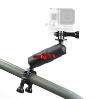 Kamerar Mighty Metal Arm Handlebar Kit for GoPro, Action Cameras, Phones
