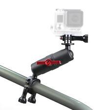 Kamerar Mighty Metal Arm Handlebar Kit for GoPro, Action Cameras, Phones