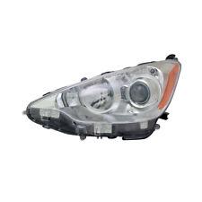 Headlight Assembly Left TYC 20-9282-00 fits 2012 Toyota Prius C