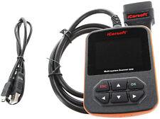 ICarsoft i950 Para Fiat/Alfa Romeo OBD2 OBDII Herramienta de diagnóstico lector de códigos de avería