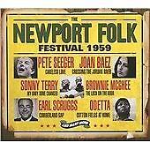 Various Artists - Newport Folk Festival 1959 (Live Recording, 2013)