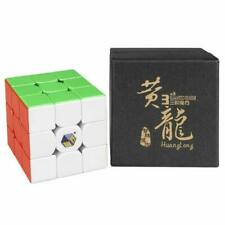 YuXin HuangLong 3x3x3 Megnetic Speed Magic Cube Twist Puzzle Toys Multi-Color