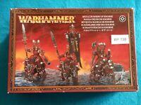 Warhammer Fantasy - Chaos Skullcrushers of Khorne Box Complete - WF730
