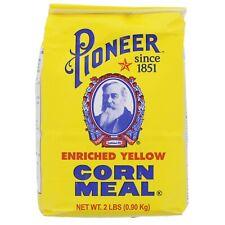 Pioneer Yellow Corn Meal, 25lb Bag