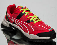 Puma Nitefox Highway Men's High Risk Red Black Athletic Lifestyle Sneakers Shoes