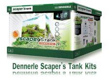 Dennerle 10 G 35L Scaper's Complete Aquarium Planted Tank Kit + Filter Light Ada