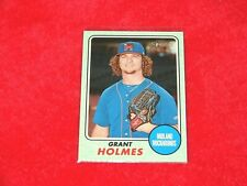 GRANT HOLMES ROCKHOUNDS 2017 TOPPS HERITAGE MINORS GREEN #182 32/50 (B-431)
