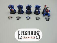 Warhammer 40K Space Marines - Corvus Armor Beakie Marines (Rogue Trader era)