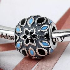 Perfect Gift Genuine Pandora Cathedral Rose Charm -791374ENMX