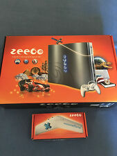 ZEEBO CONSOLE WITH BOOMERANG CONTROLLER BRAND NEW SEALED TECTOY BRAZIL RARE