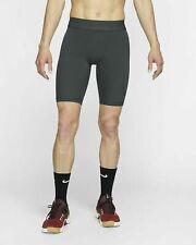 NWT NIKE PRO TECH PACK Compression Running Training Shorts AV4723-060 SZ Mens M