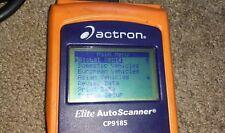 ACTRON ELITE AUTO SCANNER CP9185