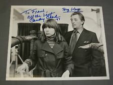 Candy Clark 8 X 10 Autographed Photo, With Robert Mitchum, The Big Sleep- J 4014