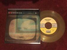 "CREEPER LAGOON ~THE FOUNTAIN US 1998 YELLOW VINYL 7"" SUB POP SINGLES CLUB  MINT-"