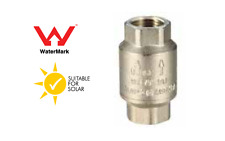 "AW WSP15 15mm 1/2"" Solar Rated High Temperature Non Return Check Valve FI Thread"