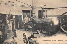 75015 - n°150836 - paris 15e - ecole bréguet - machine à vapeur